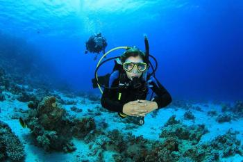 padi certified advanced open water diving