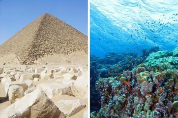 amazing cairo and beautiful sarm el sheikh