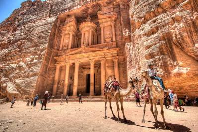 trip to petra from sharm